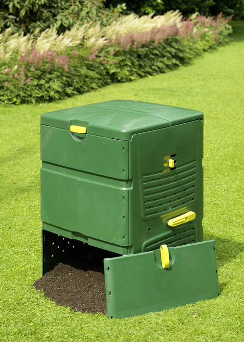 aeroplus 6000 multi-stage composter - bottom open