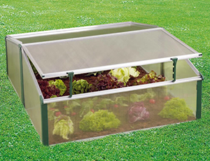 Double Cold Frame by Juwel