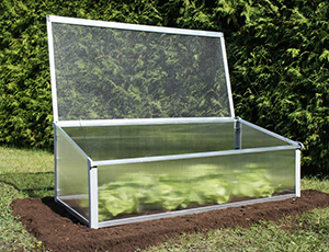 Year Round Cold Frame by Juwel