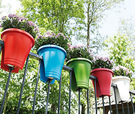 View Planters & More