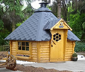 Balneo Garden Pavilion