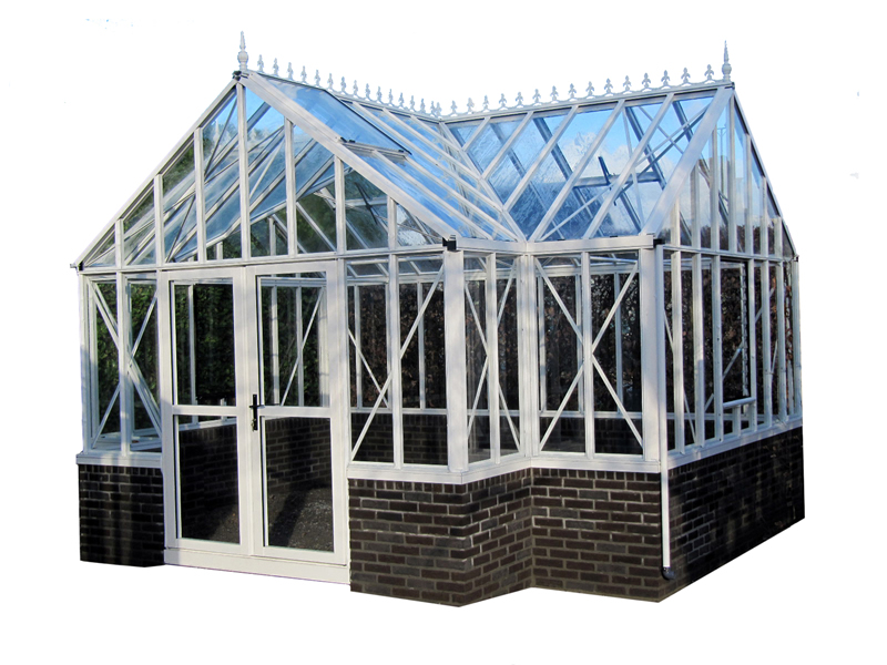 Outstanding Greenhouse Royal Victorian Antique Orangerie Home Interior And Landscaping Ponolsignezvosmurscom